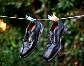 Як позбутися від запаху взуття? фото