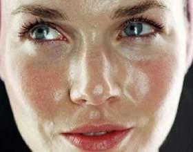 Як позбутися від жирної шкіри? фото