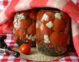 Як консервувати помідори? фото
