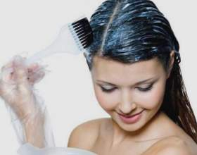 Як фарбувати волосся басмою? фото