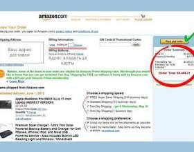 Як купити на amazon.com? фото