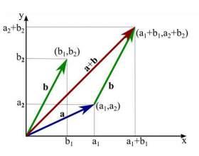 Як знайти координати вектора? фото