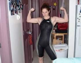 Як накачати м`язи дівчині? фото
