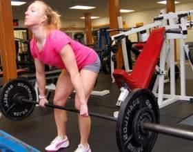 Як накачати м`язи спини? фото