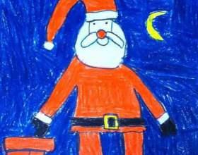 Як намалювати новорічні малюнки? фото