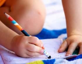 Як навчити дитину малювати? фото