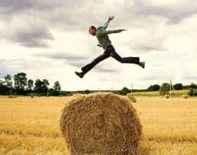 Як навчитися стрибати? фото