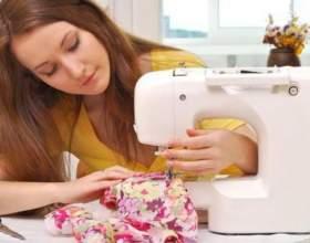 Як навчитися шити? фото