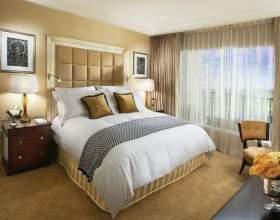 Як обставити спальню? фото