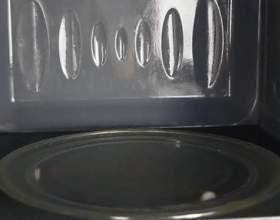 Як очистити мікрохвильовку? фото