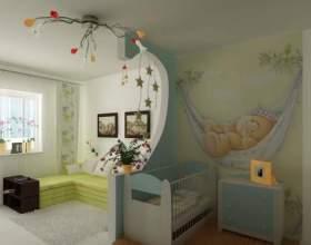 Як оформити дитячий куточок? фото