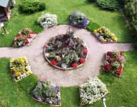 Як оформити сад? фото