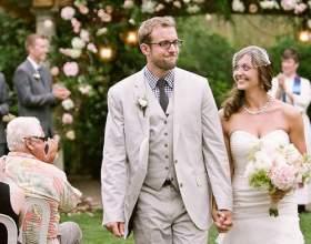 Як відсвяткувати весілля? фото