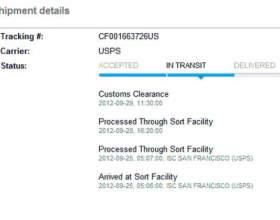 Як відстежити посилку з ebay? фото