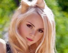 Як перефарбуватися в блондинку? фото