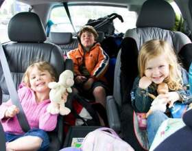 Як перевозити дитину в автомобілі? фото