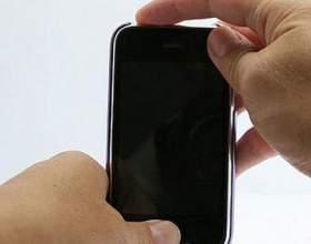 Як перезавантажити айфон? фото