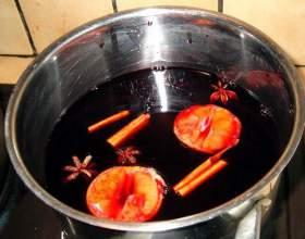Як пити і готувати глінтвейн в домашніх умовах? фото