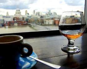 Як пити коньяк з колою і кавою? фото