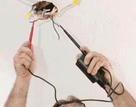 Як підключати світильники? фото