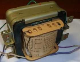 Як підключити трансформатор? фото