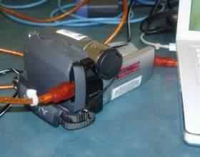 Як підключити відеокамеру до комп`ютера? фото