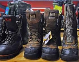 Як підібрати черевики? фото