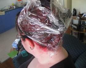 Як пофарбувати волосся в рудий? фото