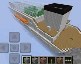 Як побудувати корабель в minecraft? фото