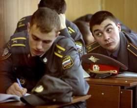 Як вступити до школи міліції? фото