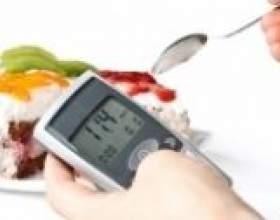 Як правильно харчуватися при діабеті фото