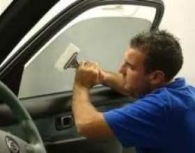 Як правильно тонувати скла у машини фото
