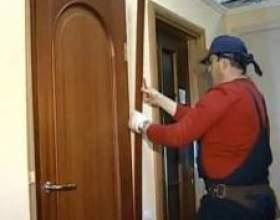 Як правильно встановлювати двері фото