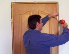 Як правильно встановити міжкімнатні двері? фото