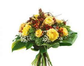 Як правильно вибрати букет квітів фото