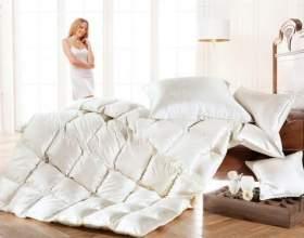 Як правильно вибрати ковдру? фото