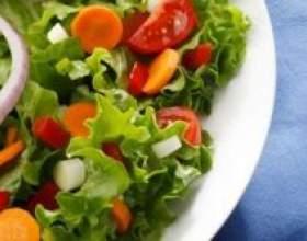 Як приготувати дієтичний салат фото