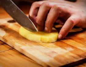 Як приготувати картоплю фрі? фото