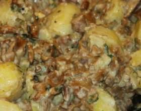 Як приготувати картоплю на сковороді? фото