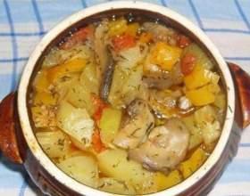 Як приготувати картоплю з м`ясом? фото