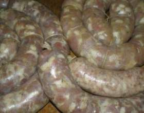 Як приготувати ковбаски? фото