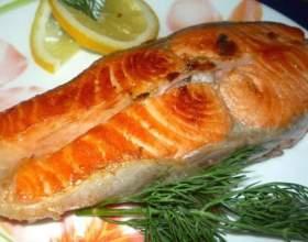 Як приготувати червону рибу? фото