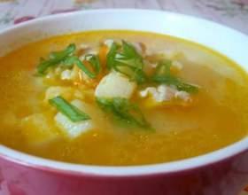 Як приготувати курячий суп? фото