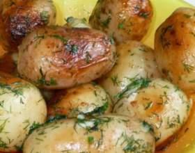 Як приготувати молоду картоплю? фото