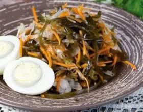 Як приготувати морську капусту? фото