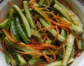Як приготувати огірки? фото