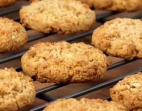 Як приготувати вівсяне печиво? фото