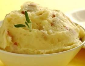 Як приготувати пюре з картоплі? фото