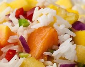 Як приготувати рис на гарнір? фото