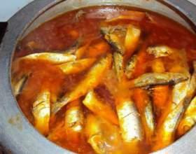 Як приготувати рибні консерви? фото